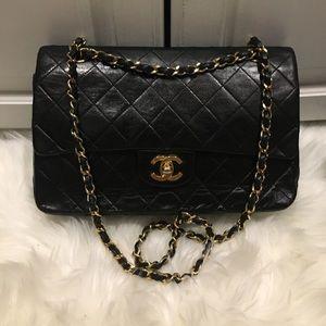 Handbags - Authentic Chanel vintage double flap